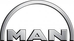 MAN L 2000 Вітрове з шовкографією SG