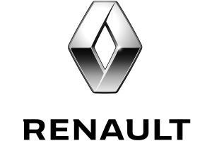 RENAULT CLIO Вітрове  з місцем під датчик SG